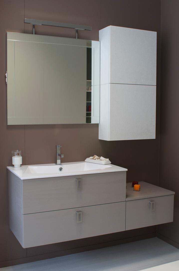 Bagni new 2 mobilificio dal santo for 2 piani letto 2 bagni