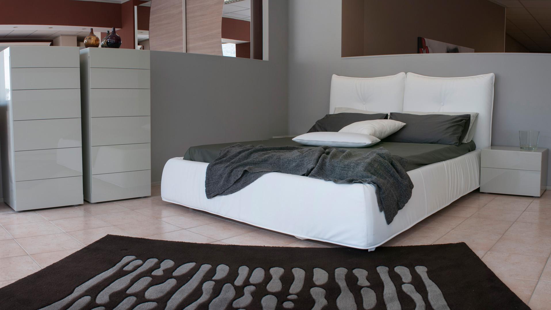 Le camere matrimoniali camere matrimoniali moderne - Mobilificio mercatone uno ...